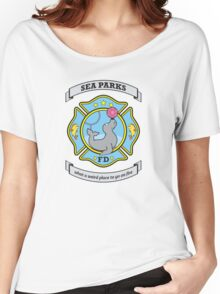 Sea Parks Fire Department Women's Relaxed Fit T-Shirt