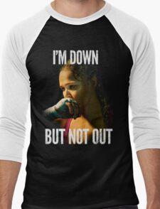I'm down, Not out Men's Baseball ¾ T-Shirt