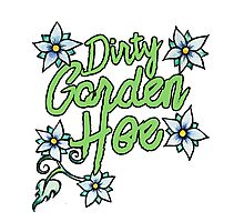 Dirty Garden HOE Photographic Print
