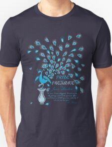 Paisley Peacock Pride and Prejudice: Classic T-Shirt
