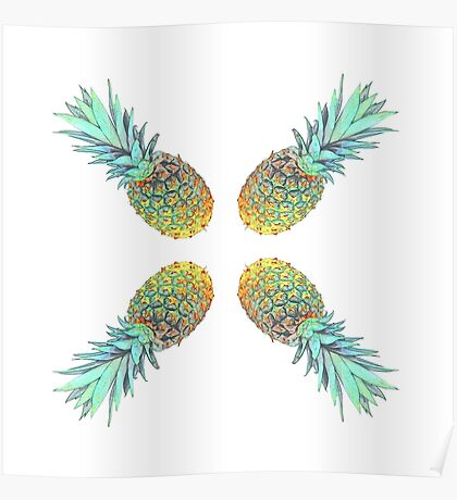 pineapples crux Poster