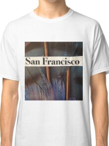 Francisco the Peacock Classic T-Shirt