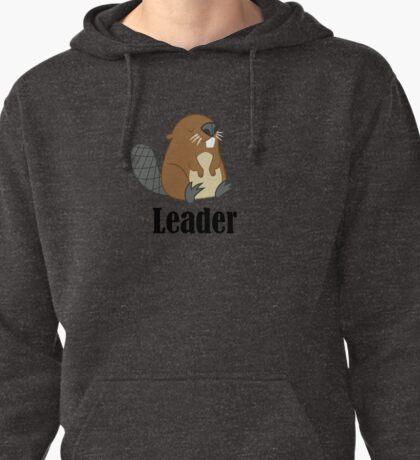 leader beaver  Pullover Hoodie