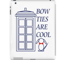 Bow Ties Are Cool (version 2) iPad Case/Skin