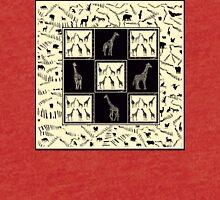 Giraffes Tri-blend T-Shirt