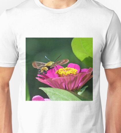 Hummingbird Moth Unisex T-Shirt