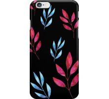 Watercolor Series - Gilgamesh (Black version)  iPhone Case/Skin