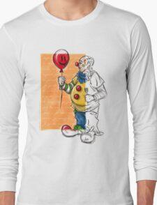 Happy Clown Long Sleeve T-Shirt