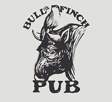 Bull and Finch pub t-shirt – Cheers, Frasier, Vintage/Weathered Unisex T-Shirt