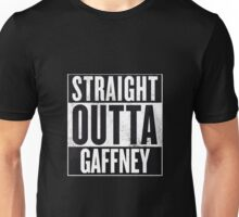 Straight outta Gaffney Unisex T-Shirt