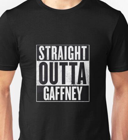 Straight outta Gaffney Unisex T-Shirt