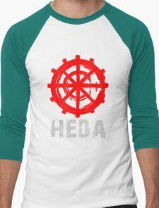 symbol heda Men's Baseball ¾ T-Shirt