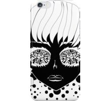 Future Face Cybereyes iPhone Case/Skin