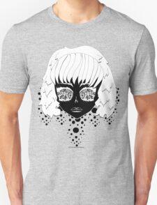 Future Face Cybereyes Unisex T-Shirt