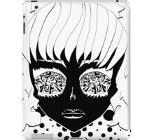 Future Face Cybereyes iPad Case/Skin