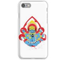 buddha graffiti iPhone Case/Skin