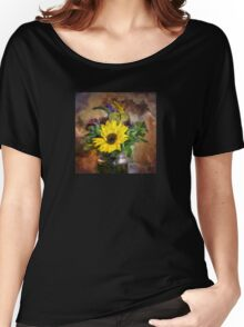 A Jar Of Wildflowers Women's Relaxed Fit T-Shirt