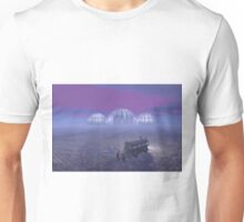 Mineral exploration on an Alien Planet Unisex T-Shirt
