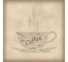 Coffee Time Photographic Print
