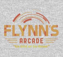 Flynn's Arcade One Piece - Long Sleeve