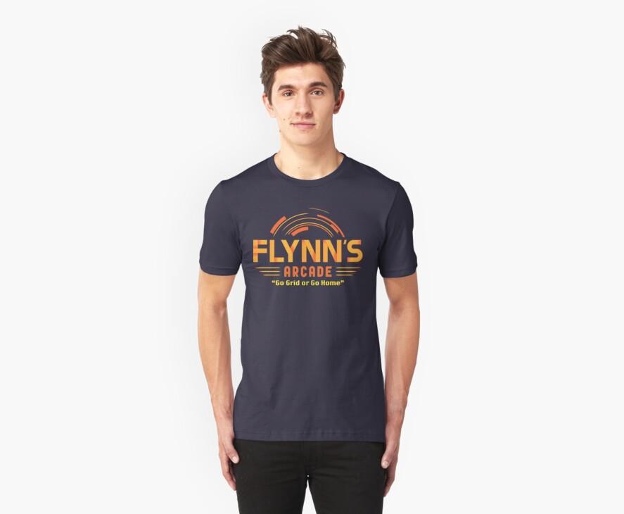 Flynn's Arcade by AJ Paglia