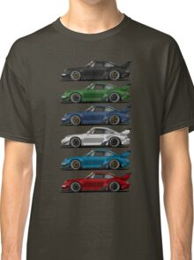 Rauh Welt 911 s Classic T-Shirt