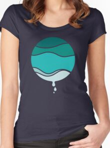 H2%O Women's Fitted Scoop T-Shirt