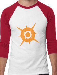 Pokemon Sun Men's Baseball ¾ T-Shirt