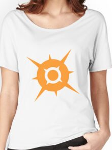 Pokemon Sun Women's Relaxed Fit T-Shirt