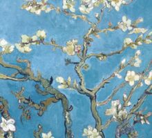 Vincent van Gogh - Branches with Almond Blossom Sticker