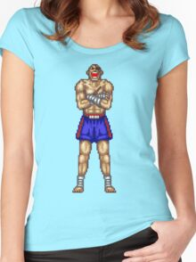 Sagat Women's Fitted Scoop T-Shirt