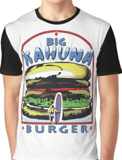 Big Kahuna Burger t-shirt (Pulp Fiction, Tarantino, Bad Motherf**ker) Graphic T-Shirt