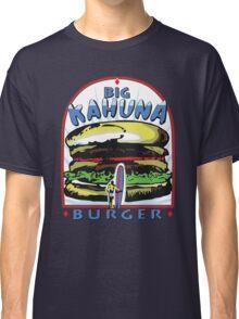Big Kahuna Burger t-shirt (Pulp Fiction, Tarantino, Bad Motherf**ker) Classic T-Shirt