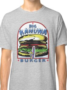Big Kahuna Burger t-shirt (Pulp Fiction, Tarantino, Bad Motherf**ker) Classic T-Shirt