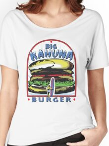 Big Kahuna Burger t-shirt (Pulp Fiction, Tarantino, Bad Motherf**ker) Women's Relaxed Fit T-Shirt