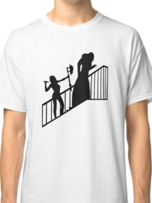 Buffy VS Count Orlok! Classic T-Shirt