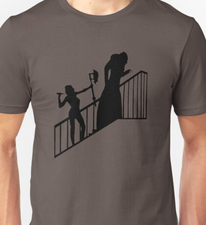 Buffy VS Count Orlok! Unisex T-Shirt