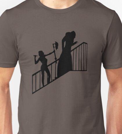 Buffy VS Count Orlok! Unisex T-Shirt