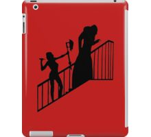 Buffy VS Count Orlok! iPad Case/Skin