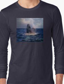 Humpback Rising  Long Sleeve T-Shirt