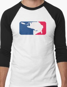 Bass fishing Men's Baseball ¾ T-Shirt