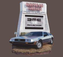 1982 DeLorean DMC-12 Day One Piece - Short Sleeve