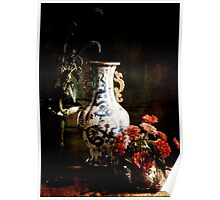 The Chinese Vase Poster