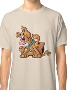 scooby doo Classic T-Shirt