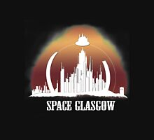 Space Glasgow Unisex T-Shirt