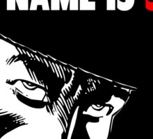 My Name is No song parody Sticker