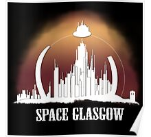 Space Glasgow Poster