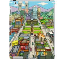 Springfield city iPad Case/Skin