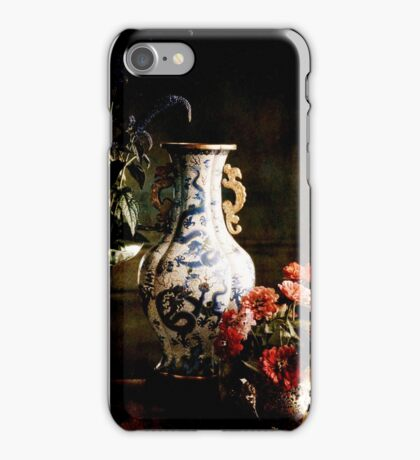 The Chinese Vase iPhone Case/Skin