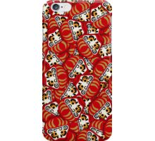 Mini Daruma iPhone Case/Skin